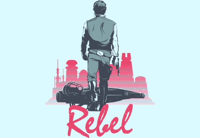 Rebel (light variant)  Artwork