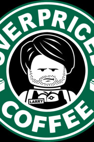 Overprices Coffee