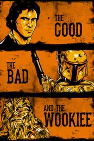 The good, the bad and the wookiee