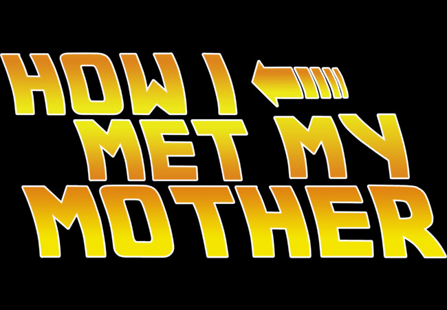 How I met my mother  Artwork