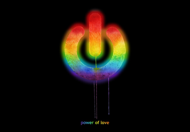 Power of Love  Artwork