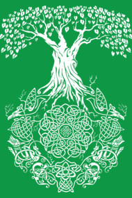 Yggdrasil Tree of Life