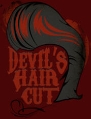 Devil's Hair Cut