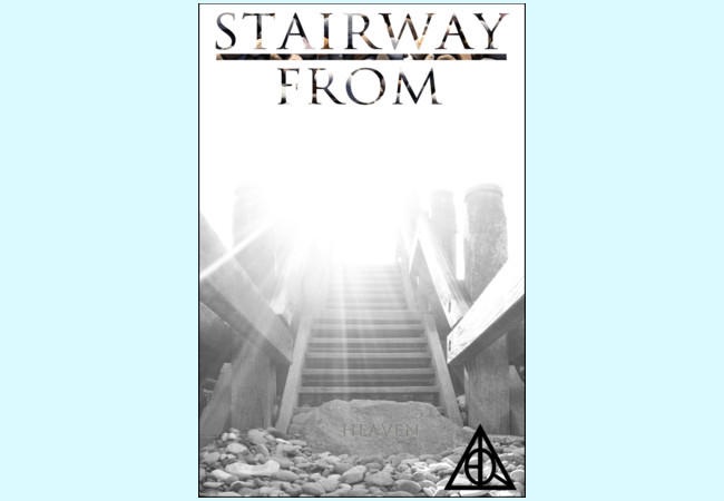 Stairway From Heaven  Artwork