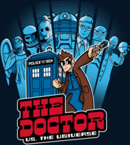 The Doctor VS. The Universe
