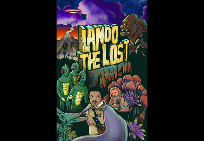 Lando The Lost  Artwork