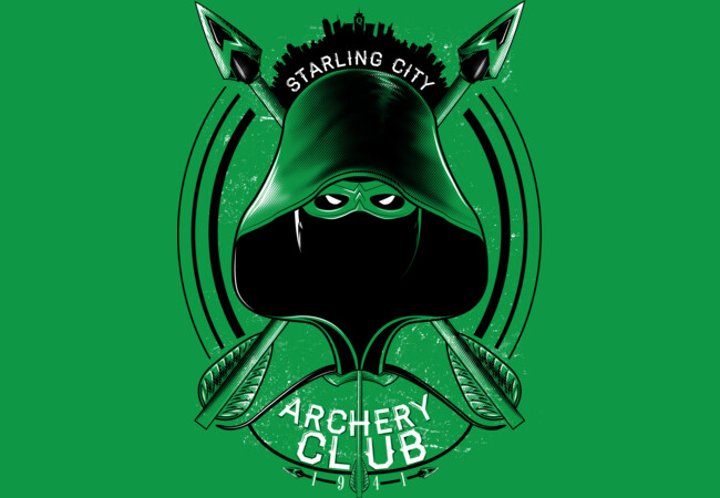Archery Club  Artwork