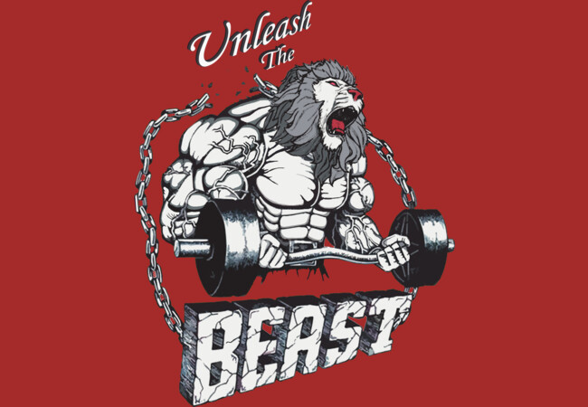 Unleash the Beast  Artwork