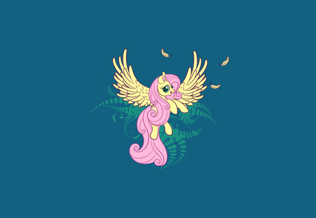 Fluttershy's Flight  Artwork