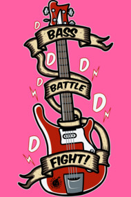 Bass Battle fight!