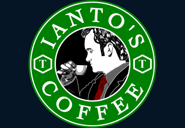 Ianto's Coffee  Artwork