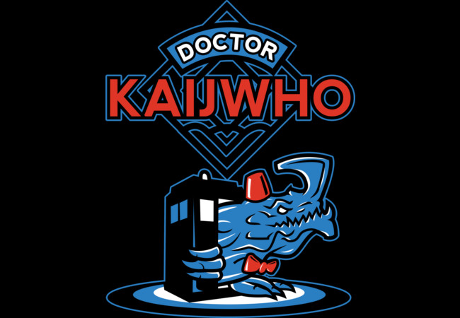 Doctor KaijWho  Artwork