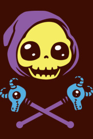 Skeletaww and Crossbones