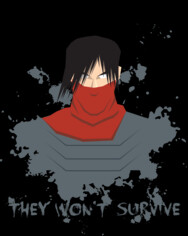 Talon, they won't survive