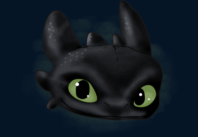Toothless  Artwork