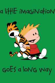 Imagination - Calvin and Hobbes