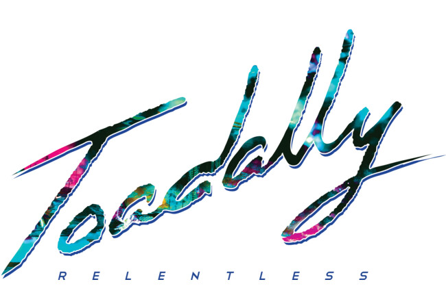 Toadally Relentless  Artwork