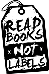 Read books not labels