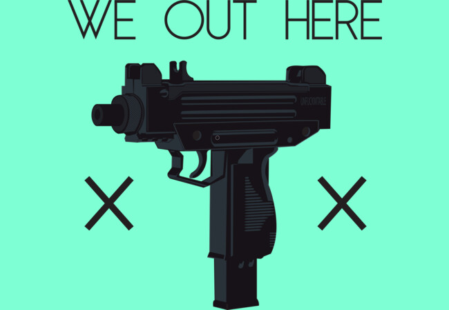 We out Here  Artwork