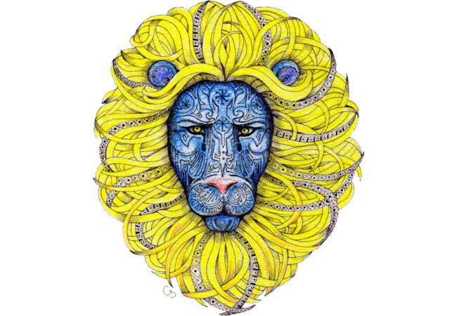 Lviv Lion  Artwork