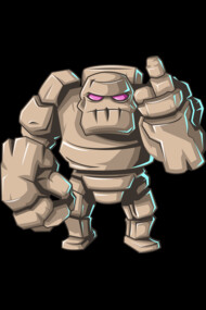 The Mighty Golem