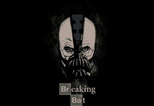 Breaking Bat  Artwork