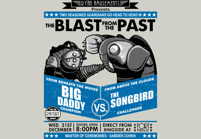 The Blast from the Past  Artwork