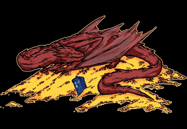 Smaug's treasure  Artwork