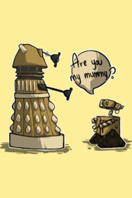 Are you my mummy? - Gold version