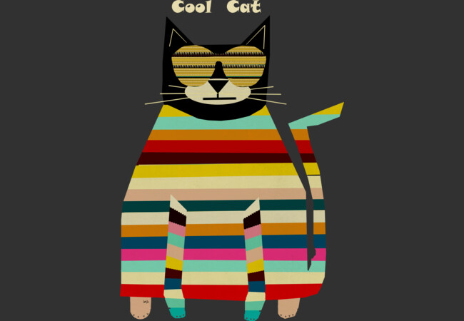 Cool Cat  Artwork