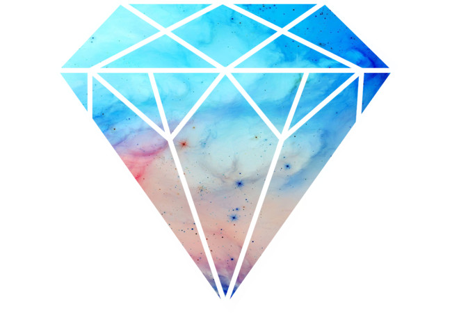 Galaxy Diamond  Artwork