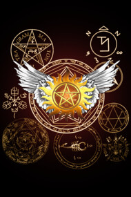 Supernatural Pentagrams