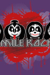Smile Rock - Bloody Kiss