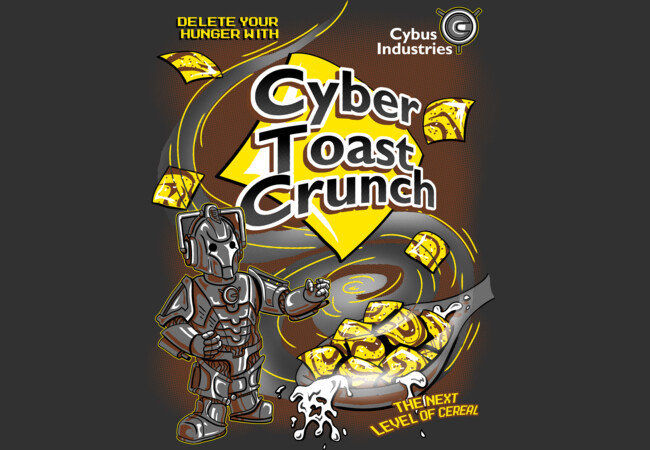 Cyber Toast Crunch  Artwork