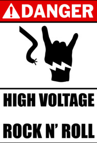Danger - High Voltage Rock N' Roll
