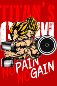 No Pain No Gain - GYM