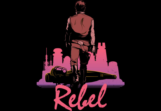 Rebel  Artwork