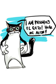 Patches El Gato