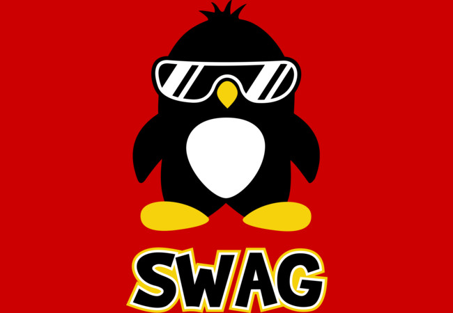 SWAG Penguin  Artwork