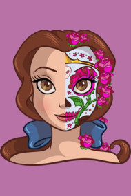 Sugar Skull Series: Beauty