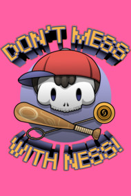 Don't mess with Ness