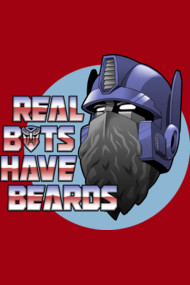 Real bots have beards!