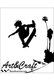 Art and Craft kickflip