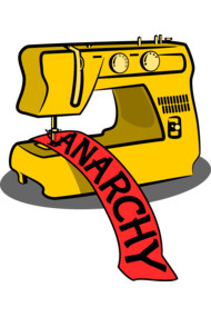 Anarchy Sewing Machine