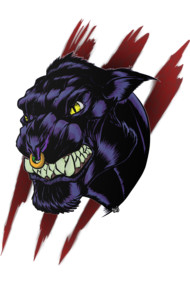 Angry Panther w/ Claw Slash