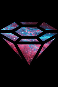 Galactic diamond
