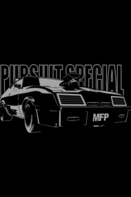 Persuit Special Muscle Car