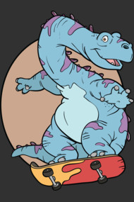 Brontosaurus Shred!
