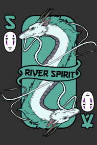 The river spirit card