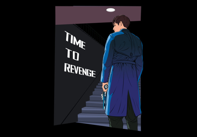 Time to revenge  Artwork